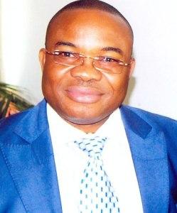 Ken-UKAOHA, NANTS President