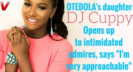 Dj cuppy Vanguard