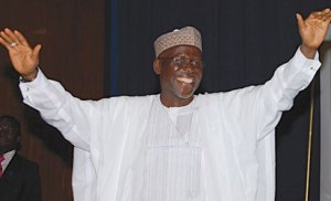 Idris Wada, Kogi