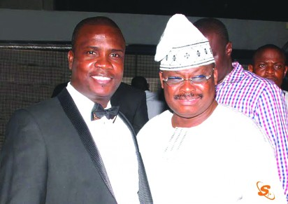 Rotimi Ajanaku and Ajimobi