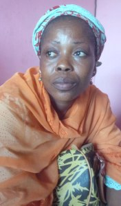 •Sola's mother, Aishat