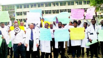 Image result for Ogun medical, dental practitioners serve notice of strike