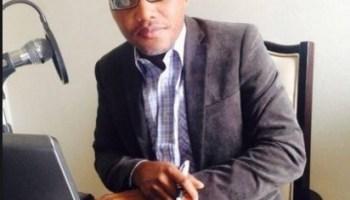 Director of pirate radio, Radio Biafra, Nnamdi Kanu