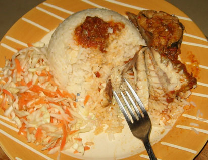 Eating fish, meat before rice controls blood sugar