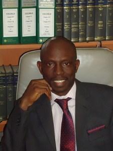 Professor Olanrewaju Fagbohun