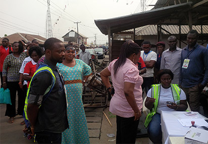 INEC officials abducted in Yenagoa, three missing in Sagbama - Vanguard