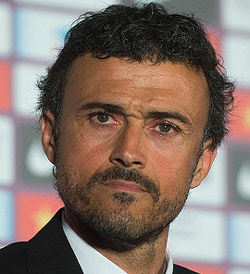 Spanish football federation names Luis Enrique as national team coach 1
