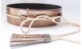 Claire's big belt