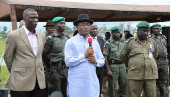 Image result for Acting Governor of Bayelsa State Gboribiogha Jonah