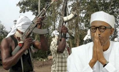 Militants vs Buhari