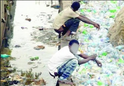 'Nigeria needs 9.4m toilets to end open defecation'