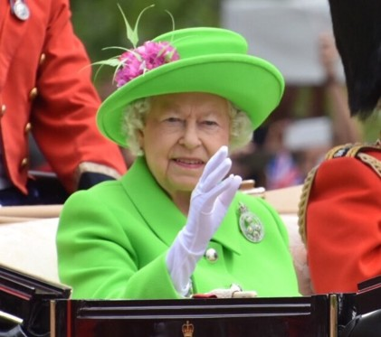 Queen Elizabeth II begins 3 days of birthday celebrations