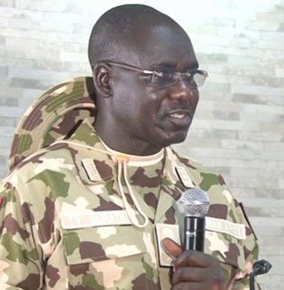 We're still searching for remaining abducted chibok girls — COAS - Vanguard News