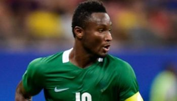 Image result for Super Eagles motivated to beat Zambia – Mikel Obi
