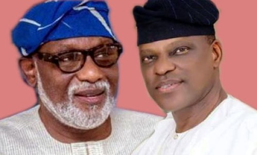 ONDO 2020: Akeredolu, Jegede battles over endorsement by Accord Party