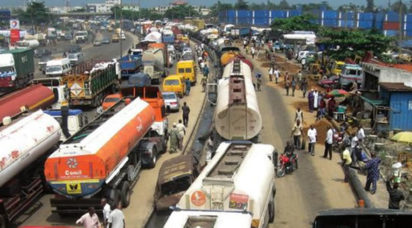 Apapa traffic crises may linger till  Dec 2020 — Presidential Team