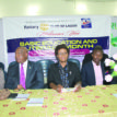 Rotary club commences free medical treatment in Effurun