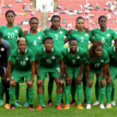 Super Falcons tackle Dominion Hotspur in friendly