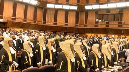 Twenty one years of democracy: Rule of law suffering in Nigeria, SANs lament