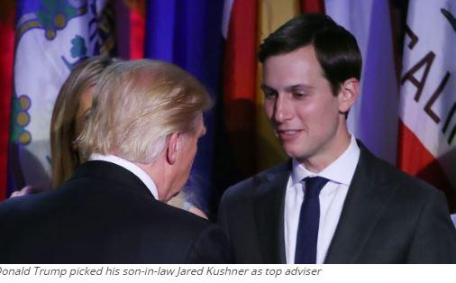 U.S. Senate grills Trump's Son-in-law over Russian links ...