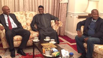 "Image result for Saraki welcomes President Buhari, says ""The Good Work Continues"""
