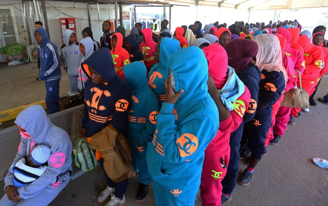 Moroccan navy rescues 59 African migrants off Al Hoceima coast