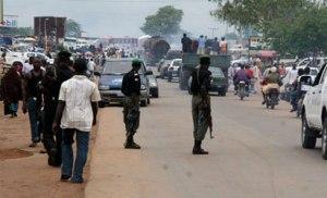 checkpoint, Kaduna