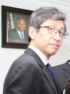 Nigeria and Japan should further expand diplomatic ties - Vanguard News