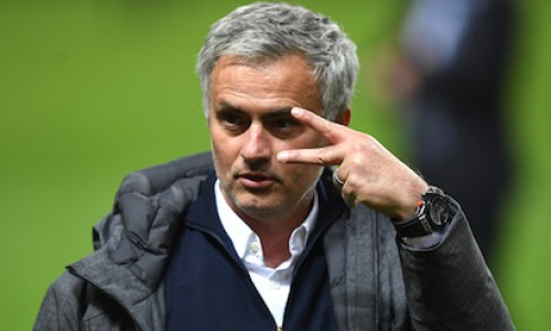 Mourinho. Tottenham