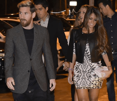 Shakira Pique Stars Set For Messi S Wedding Vanguard News
