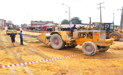 Image result for FG releases full list of 69 ongoing road projects in Southeast