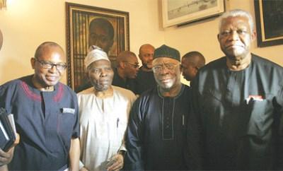 Afenifere, Ohanaeze rejects Buhari's reelection