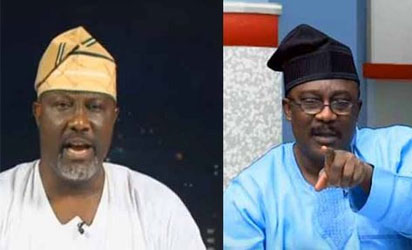 Melaye: COVID-19 Forces tribunal to adjourn for 2 Weeks