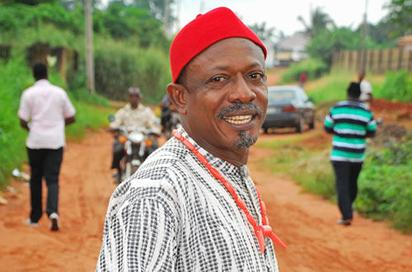 Veteran actor 'Osuofia' celebrates 63rd birthday