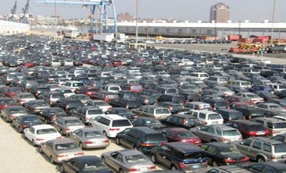 Auto manufacturers demand reversal of tariff review on imported vehicles