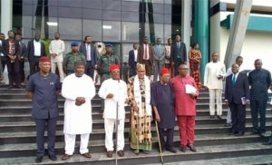 South East, Kanu, Igbo, IPOB