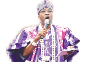 Oluwo, corruption, killing