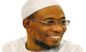 Rauf Aregbesola, technology