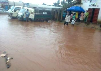 Image result for Flood control: Delta govt to set up camps for Displaced persons