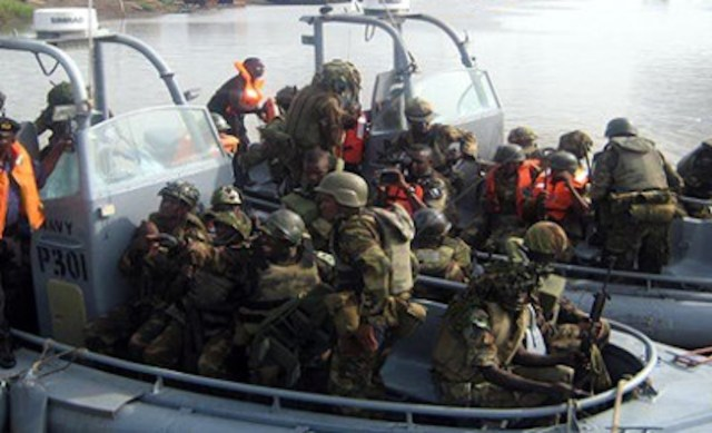 Steer clear of hard drugs, JTF tells military personnel deployed to Niger Delta