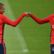 Mbappe, Neymar steer PSG to new win record on troubled day