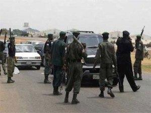 Nigerian police