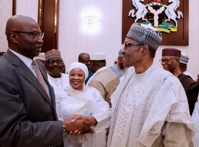 Call SGF Boss Mustapha to order, Power sector stakeholders urge President Buhari