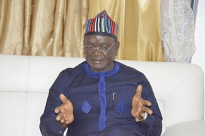 Pension, Gov. Ortom, PDP