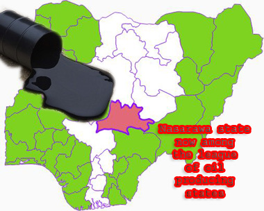 nasarawa state now producing oil