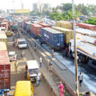 Apapa Gridlock: Traders lament 200 per cent hike in haulage costs