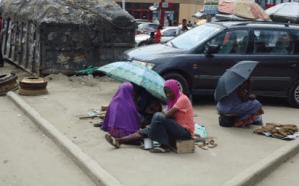 street begging