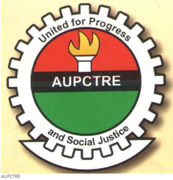Amalgamated Union of Public Corporation, Civil Service Technical and Recreational Service Employees (AUPCTRE)