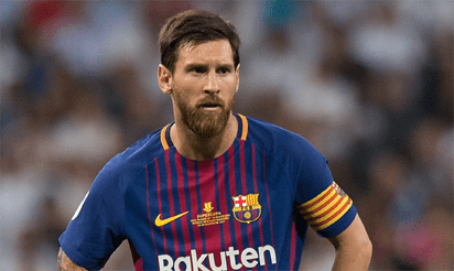 Messi best in the world- Conte