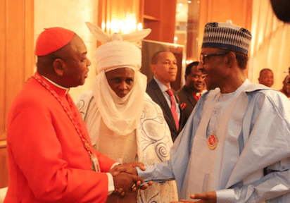 Do more to improve Nigeria's' security, religious leaders ordered Bihari